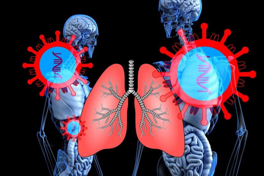 Procure um médico em caso de febre e falta de ar.