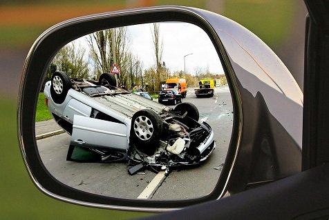 Sinistro é, por exemplo, um acidente envolvendo veículos.