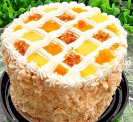 Acesse o site e veja as delícias de bolos, pães, doces etc.