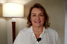 Corretora Sirlei Morandini explica como funciona a campanha.