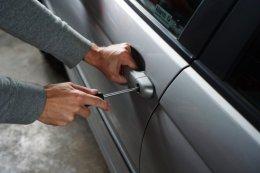 O roubo e furto de veículos também tiveram queda.